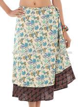 New Fashion Arrival Magic Wrap Around Skirts Wholesale Medium Size
