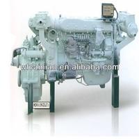 water cooled Inboard ricardo diesel marine engine for sale