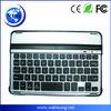 Aluminum Bluetooth Keyboard for ipad mini