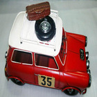 Hot Sale Tinplate Model Car For Collection & Antique Wooden Car