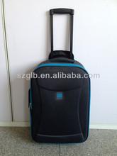 2014 hot sell EVA lightweight soft case/trolley luggage