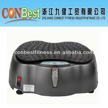 Body Building Vibrator/crazy Fitness Massage / Vibration Platform