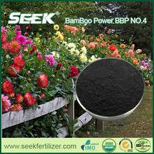 SEEK biochar organic garden fertilizer