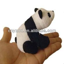 High quality stuffed panda bear /new design plush animal toy