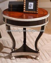 AC-2002 Antique Luxury Wooden Corner Table