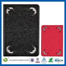 C&T Newest slim pu leather flip case for mini ipad