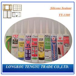Acrylic silicone sealant for wood /glass /metal /aluminium