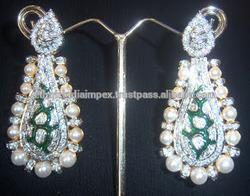 AD Earrings DANGLER