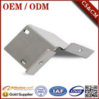Customized sheet metal stamping parts/zinc plated/ Top Quality Sheet Metal Parts with low prices