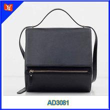 Fashion new trendy discount girls single shoulder bags hot sale PU bag