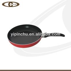 Hard-anodized tawa nonstick pan