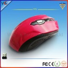 2.4GHZ 6D latest computer hardware fordable wireless computer mouse