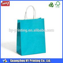 Guangzhou printing company high quality paper bag