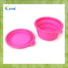 Folding Silicone Pet Bowl For Travelling