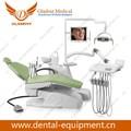 كرسي طبيب الأسنان معدات طبيب الأسنان الأسنان شفط تلميح