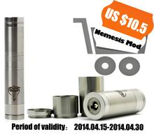 Stock Promotion !! 10.5$ ultimate wholesale price nemesis mod e-cigarette