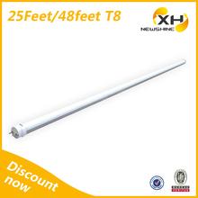 Wholesale 2012 most popular led tube 120cm 20w / round t8 led tube light