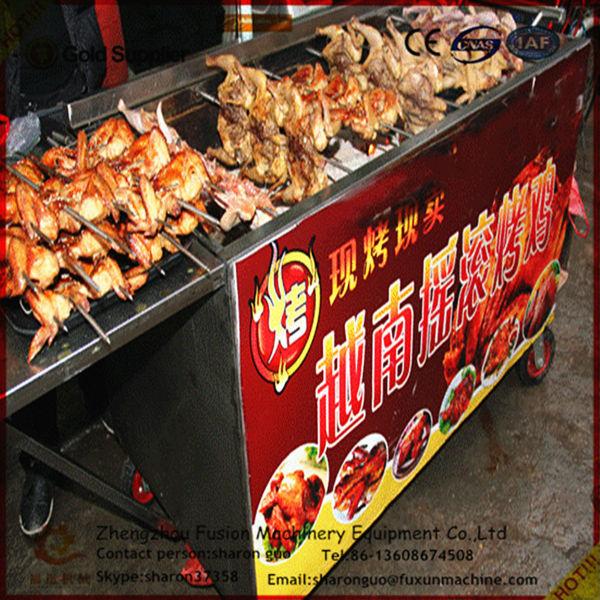 rotisserie chicken machine commercial