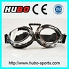 Split lens retro high quality designer motorcycle goggles for rider