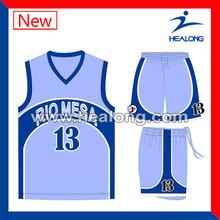 best price camouflage short sleeve basketball jersey