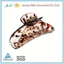 Artstar fashion plastic hair claw clip