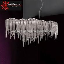 Chain Chandelier Italy Modern Design Suspension