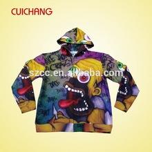 Fashion hoodies with custom design