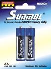 R6p um3 aa batteries 1.5v