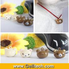 Favorites Compare cute animal shaped bells,wholesale pet dog cat bells