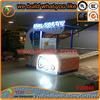 NICE looking frozen yogurt kiosk, high quality food kiosk (free for design)