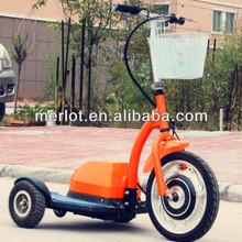 three wheel 48v/22ah 500w electric bikes for lady