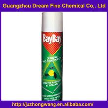Los plaguicidas insecticidas en aerosol/curater insecticidas