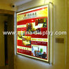 Acrylic Lighting Box LED crystal light box LED Acrylic light box frame