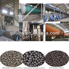 Ceramsite production line bauxite oil fracture proppant Ceramsite Sand Granulator