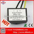 Zmav- 1103 led de luz solar protector contra sobretensiones de voltaje digital indicador