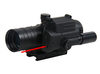 3.5*32EL TACTICAL red laser pointer sight scope for painball airsoft