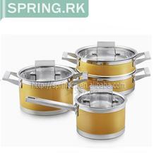 Cheapest 7pcs Love Cookware/Cooking pot