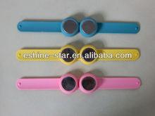 professional silicon magnet wrist