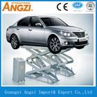 Angzi Hydraulic Scissor Trailer Car Lifts
