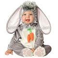 Amor da criança coelho traje infantil coelho do bebê traje CC-1574