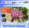 Pure factory supply red clover powder extract (isoflavone 8%-40%), free sample, no addition