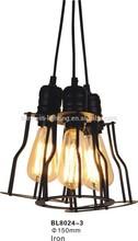 2014 edison pendant lights BL8024