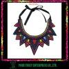 Colorful Beads Neckline Designs For Shirt/Dress