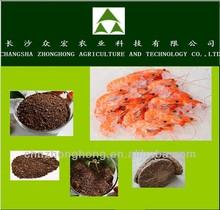 100% natural organic fertilizer tea seed meal/pellet/Granule/powder/cake for fish pond