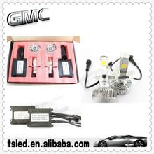 skoda octavia led headlight 45w cree cxa1512 H4 H7 H8 H11 9005 9006 H13