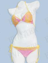 rhinestone bikini connector for plus size women