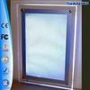 Crystal acrylic led transparency light box