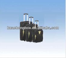 black trolley case
