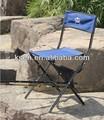 Portable sac à dos chaise de plage pliante avec tetiere kc-c176