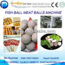 Meatball Making Machine/Stainless steel Meat Fish Ball Machine 86-15037190623